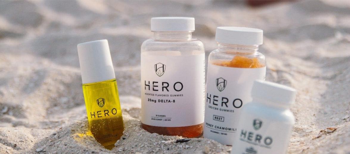 Hero Brand CBD